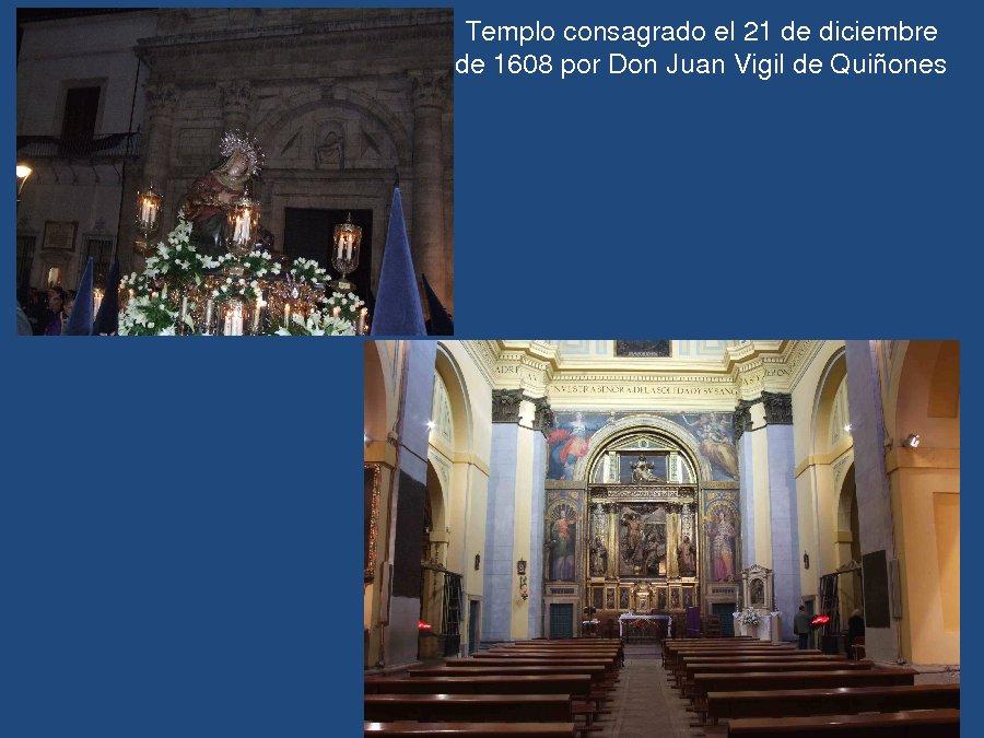 Presentación Salvador Andrés Ordax, departamento de Historia da Arte da Universidade de Valladolid